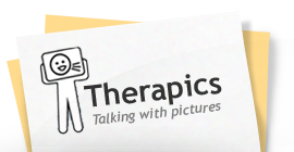 Therapics logo